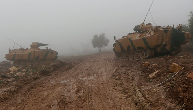 8 Turkish soldiers martyred, 13 wounded in Afrin