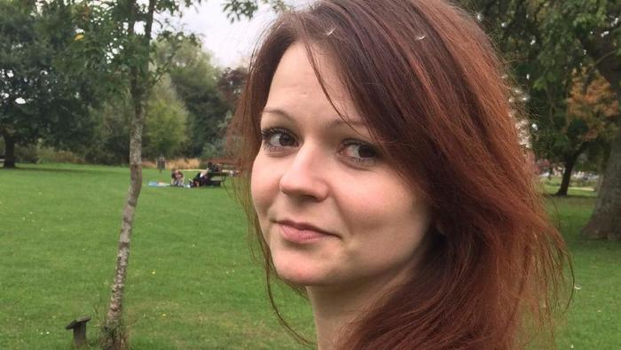 Son dakika! Rus ajanın kızı taburcu edildi