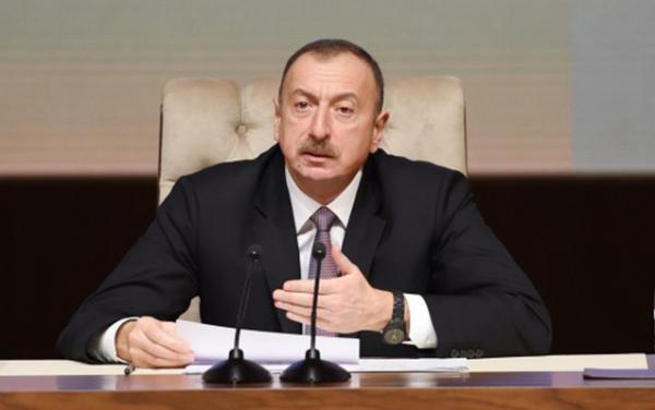 """Prezident İlham Əliyev: """"Ermənistan müharibəyə hazırlaşır"""""""