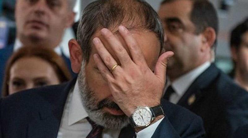 Paşinyan Qarabağdakı ermənilərə müraciət etdi: Ermənistana Qaçın!