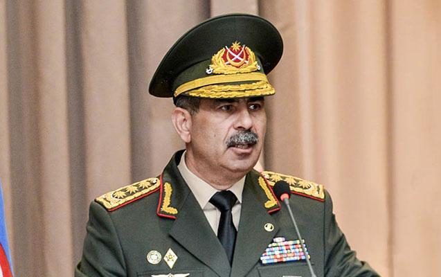 """Zakir Həsənov ordumuza """"hazır ol!"""" göstərişi verdi"""