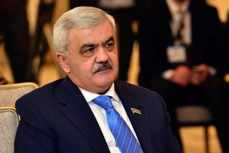 """""""Rövnəq Abdullayev vəzifəsini icra edir"""""""
