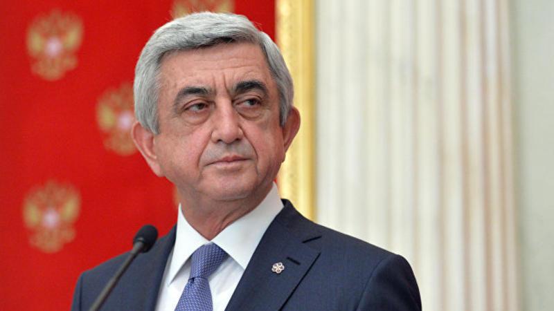 """Serj Sarkisyan: """"Ağdam bizim vətənimiz deyildi"""""""