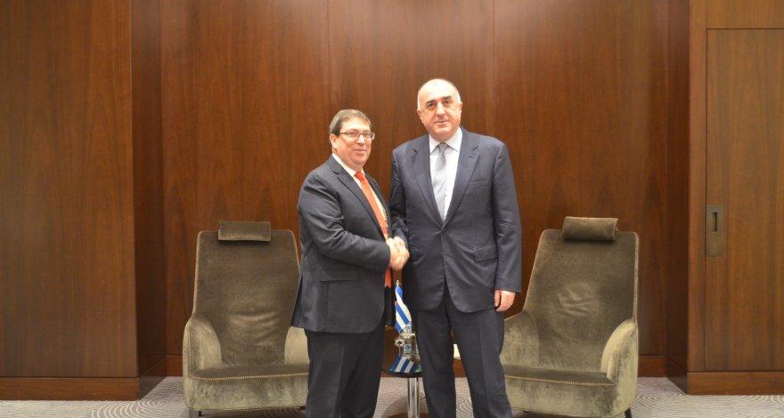Эльмар Мамедъяров: Из-за деструктивной позиции Армении продвижения в переговорах не достигнуто – ОБНОВЛЕНО