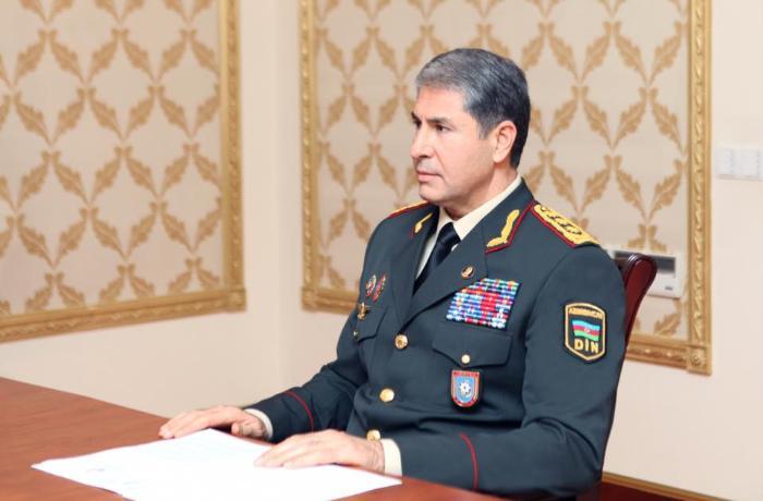 Vilayət Eyvazov polkovniki sərəncama göndərib