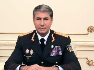 Vilayət Eyvazov Suraxanının polis rəisini yüksək vəzifəyə təyin etdi