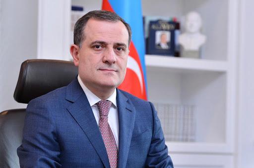 Ceyhun Bayramov İrana səfərə yola düşüb
