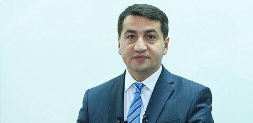 Bu gün Prezidentin köməkçisi Hikmət Hacıyevin 41 yaşı tamam olur