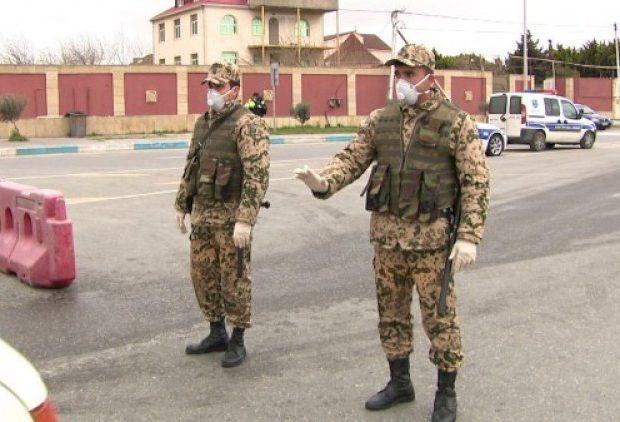 Azərbaycanın bu bölgəsində giriş-çıxışlara polis postları quruldu
