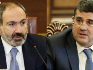 Ermenistan'dan yeni provokasyon: Sözde devletin cumhurbaşkanına yemin töreni