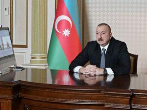 """Azərbaycan Prezidenti: """"Dağlıq Qarabağ münaqişəsi sona çatıb, tarixin bir hissəsinə çevrilib"""""""