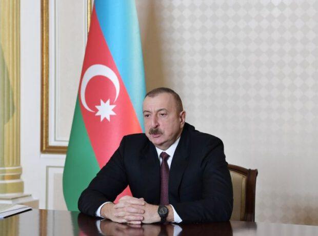 """Azərbaycan Prezidenti: """"Paşinyan kifayət qədər alçaldıldı, öz çirkin əməllərinə görə cəzalandırıldı"""""""
