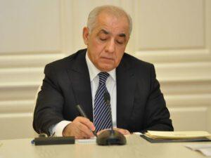 Əli Əsədov karantin rejimi ilə bağlı sərəncam imzaladı