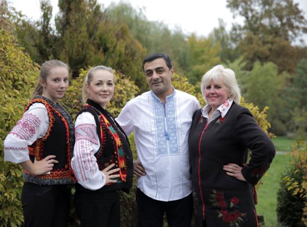 Эльмар Мамедов поздравил Украинский народ