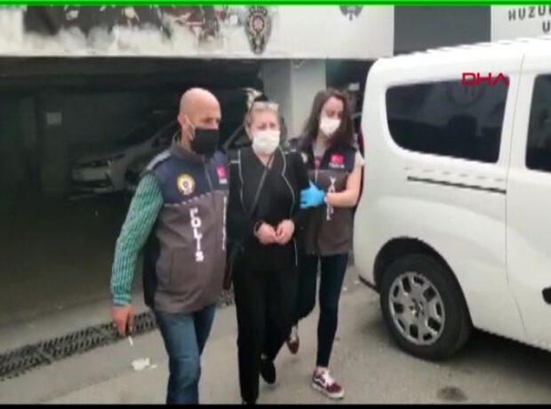 Sabiq deputatın qızı Türkiyədə tutuldu – VİDEO