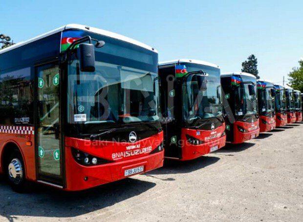 Yeni avtobuslar xəttə buraxılır: istiqamətlər AÇIQLANDI