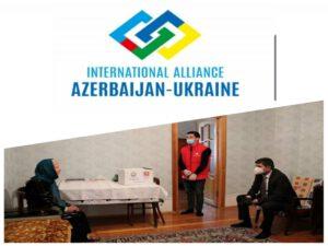 Глава Международного альянса «Азербайджан-Украина»: «Самоотверженность Эльшада Гасанова достойна подражания»