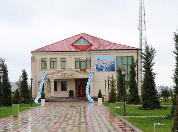 Vüqar Bayramovun Füzulidə deputat ofisi açıldı
