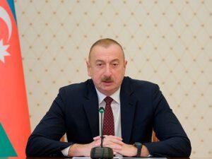"""Prezident İlham Əliyev: Xarici jurnalistlər Ağdamı """"Qafqazın Xirosiması"""" adlandırıblar"""