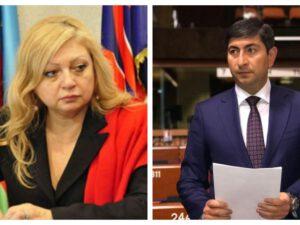Экс-омбудсман Молдовы поздравила главу ИВ Ясамальского района