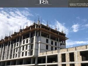 """Nərimanovda yerləşən """"RR Constructions"""" vətəndaşın mülkünü mənimsədi (VİDEO)"""