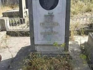 Asəf Zeynallının məzarı biabırçı vəziyyətdədir (FOTO)