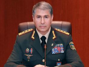 Vilayət Eyvazov mayoru rəis TƏYİN ETDİ