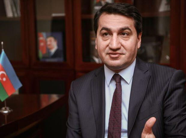 Prezidentin köməkçisi Dağıstan sərhədindəki hadisədən danışdı