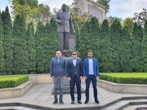 Ukraynada güclü və mütəşəkkil diasporumuz mövcuddur