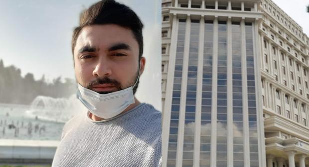 """Həkim: """"İndi gedin sizi 10 minlər verdiyiniz müğənnilər, idmançılar müalicə eləsin"""" – FOTO"""