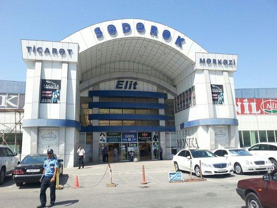 """""""Sədərək"""" ticarət mərkəzində daha bir faciəvi ölüm"""