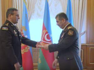 General-mayor Polad Həşimov II Fəxri xiyabanda dəfn olunacaq