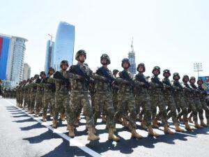 Azərbaycan Ordusu Cənubi Qafqaz regionunun ən güclü ordusu reytinqini qoruyur