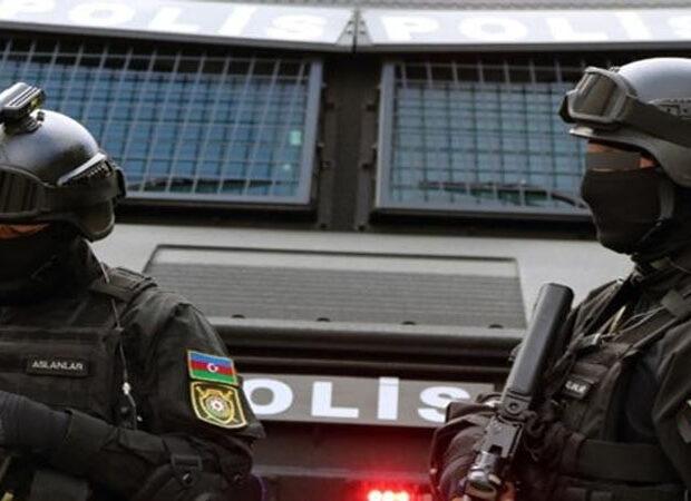 """""""Bandotdel"""" ƏMƏLİYYAT keçirib- Silah anbarı aşkarlandı- FOTO"""