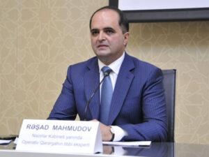 Vaksin bizi koronavirusu ağır keçirməkdən və ölüm hallarından qoruyur – Rəşad Mahmudov