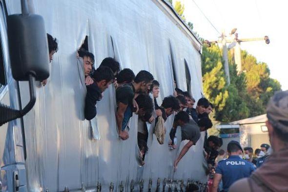 TIR-da yoxlama zamanı polis gözlərinə inanmadı – FOTO