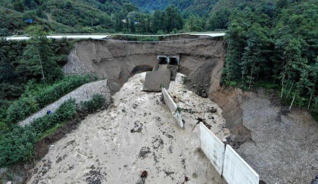 Türkiyədə sel qurbanlarının sayı artdı: 12 nəfər itkin düşüb – YENİLƏNİB