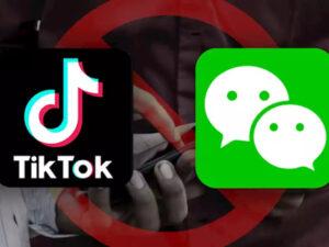 """""""TikTok"""" və """"WeChat"""" ABŞ-da qadağan edildi – Tramp fərman imzaladı"""