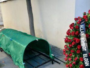 Azərbaycanın tanınmış memarı VƏFAT ETDİ