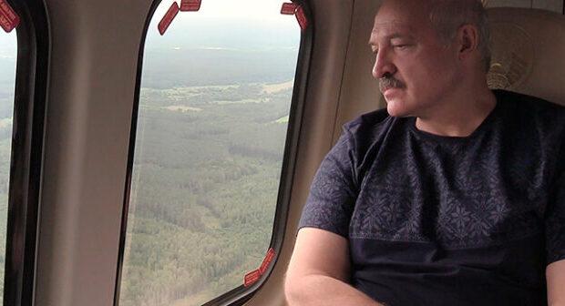 """Lukaşenko vertolyotdan baxıb etirazçıları """"siçovul"""" adlandırdı – VİDEO"""