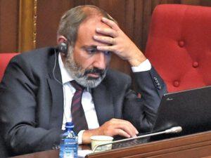 """""""Azərbaycan kəşfiyyat peyki alanda, Ermənistan hakimiyyəti torpaq alırdı"""" – Paşinyan"""