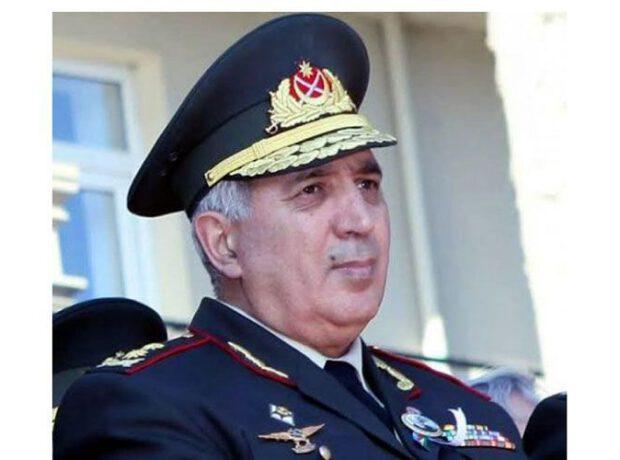 Azərbaycanda general-leytenant vəfat edib