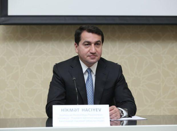 Biz onları iti qovan kimi qovuruq – Azərbaycan Prezidentinin köməkçisi