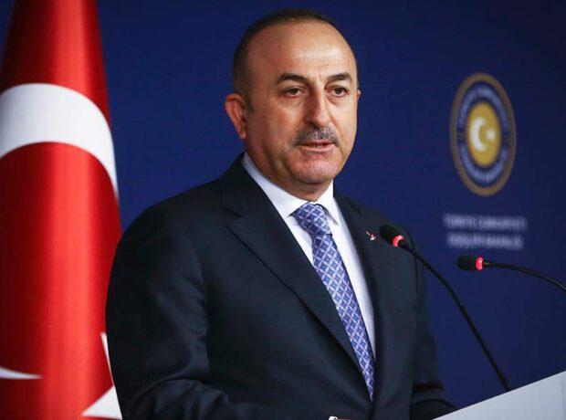 """Mövlud Çavuşoğlu: """"İşğal edilmiş torpaqların hamısı Azərbaycana veriləcək"""""""