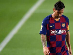 """Messi """"Barselona""""dan ayrılır – SƏBƏB"""