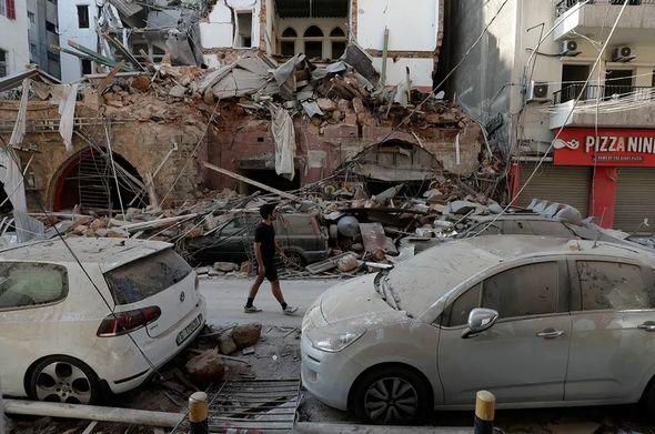 Beyrutda partlayışda ölən ermənilərin sayı 11-ə çatıb, 250-si yaralanıb