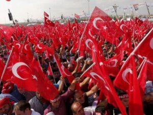 Siyasi prosesləri devrimçi dinamikalar yönləndirir