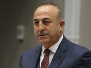 """Mövlud Çavuşoğlu: """"Qardaş Azərbaycanın yanındayıq, yanında olmağa da davam edəcəyik"""""""