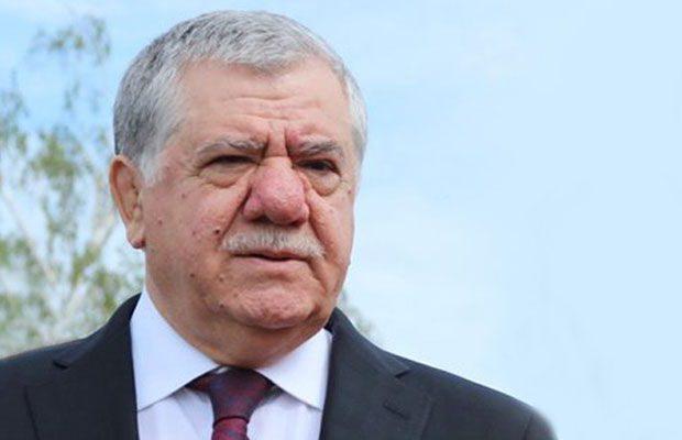 Abbas Abbasov saxlanıldı