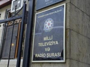 ARB və Xəzər TV-nin yayımı dayandırılacaq
